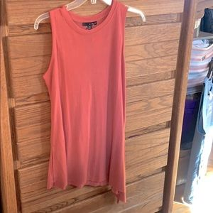 Harve Benard Tunic Tank Blouse